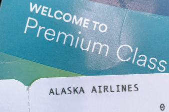 Alaska Air, Traveling, San Francisco, Traveling to SF, Honeymoon