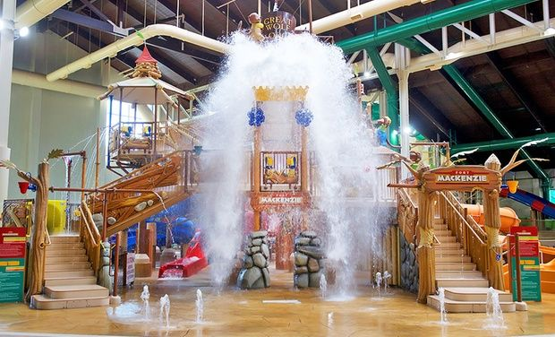 Family Fun at Great Wolf Lodge Anaheim