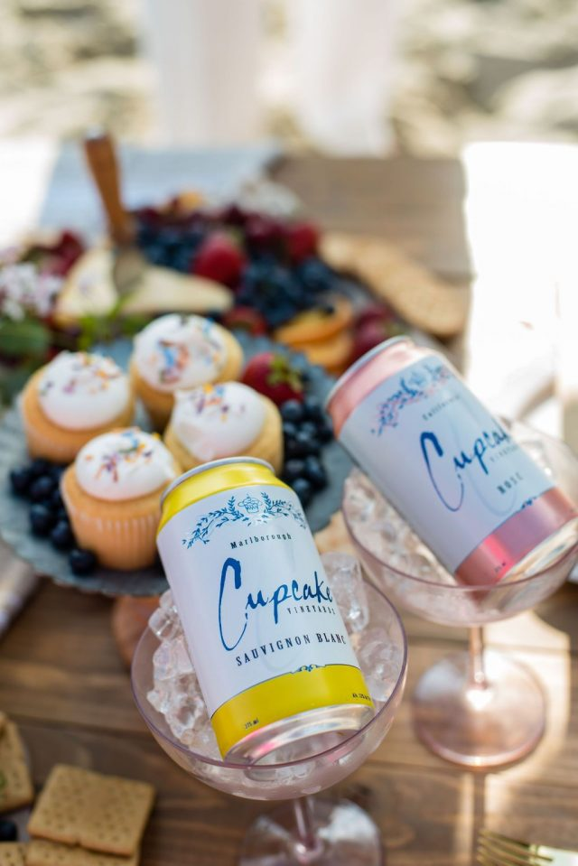 Cupcake Wine now comes in a can