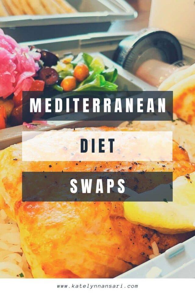 Mediterranean Diet Swaps