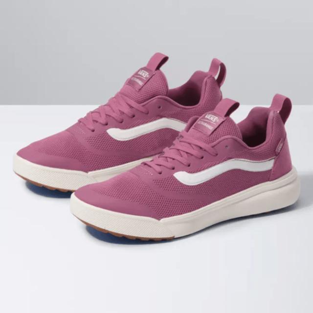 Pink Vans Sneakers